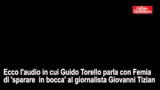 """Bologna. """"Sparo in bocca al giornalista"""". Ecco l"""