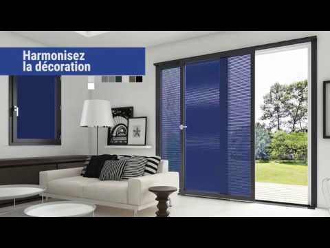 store v nitien int gr dans nos baies vitr es coulissants ou galandages youtube. Black Bedroom Furniture Sets. Home Design Ideas