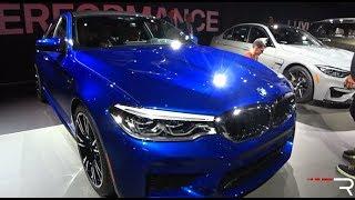 2018 BMW M5 – Redline: First Look – 2017 LAAS