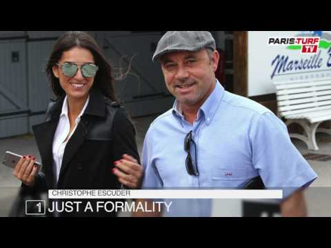 Paris Turf TV   Christophe Escuder : Just A Formality