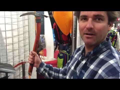 Backcountry Gear Review: The 16/17 Stash Pack Line and Shaxe Tech Shovel/IceAxe