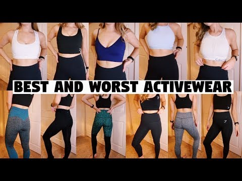 5a65c4101c9b3 Favorite Workout Clothes + Full Try On Review | Lululemon, Gymshark - Worth  the Money? - YouTube