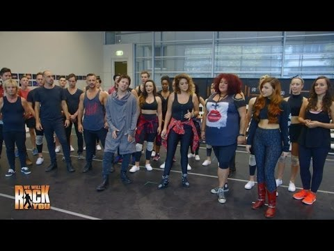 Australian WWRY 2016 Tour - Second Week Rehearsals