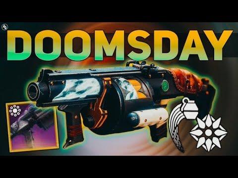 Doomsday + Full Court (Doomsday vs Swarm of the Raven) | Destiny 2 Best  Grenade Launcher
