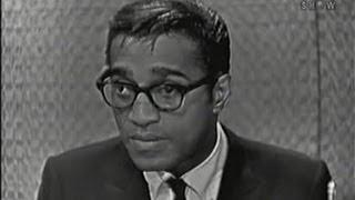 What's My Line? - Sammy Davis, Jr.; David Susskind [panel] (Mar 15, 1959)