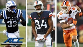 Top 3 Defensive Back Units In The ACC