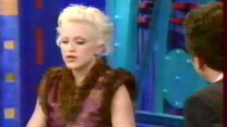 Madonna Interview French TV 94 Part 1