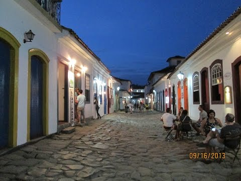 Viaje a Paraty, Brazil - colonial town and beautiful beaches