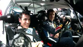 WRC Rally Sweden 2015: Powerstage SS21