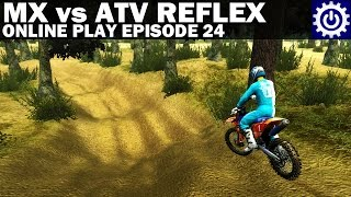 MX vs ATV Reflex - Online Play Ep. 24 - Waykalie Enduro