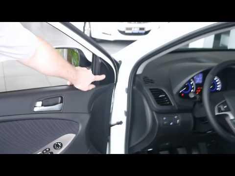 Hyundai Solaris 2014 рестайлинг комплектация Elegance