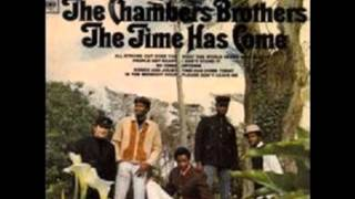The Chambers Brothers - All Strung Out Over You
