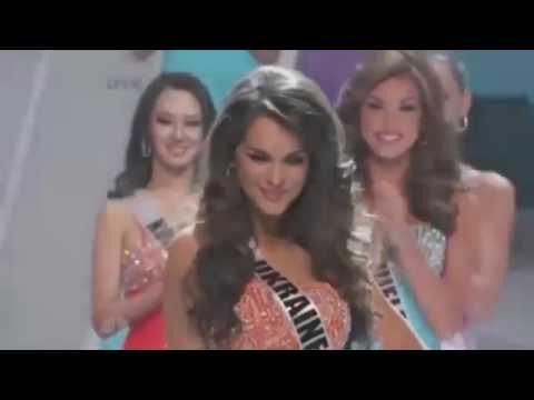 Miss Universe Ukraine 2011 - Olesia Stefanko