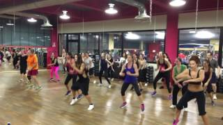 ZUMBA ILA BARTER - CAN'T HOLD US DOWN