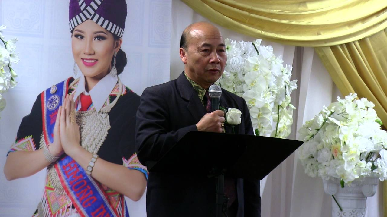 PACHIA VANG-Miss Hmong International New Year CA 2016 (Part 1)