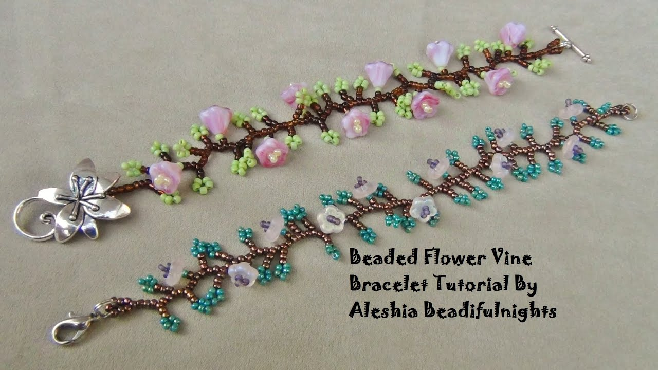 youtube making make bead beads glass watch bracelet how for to and crystal swarovski a