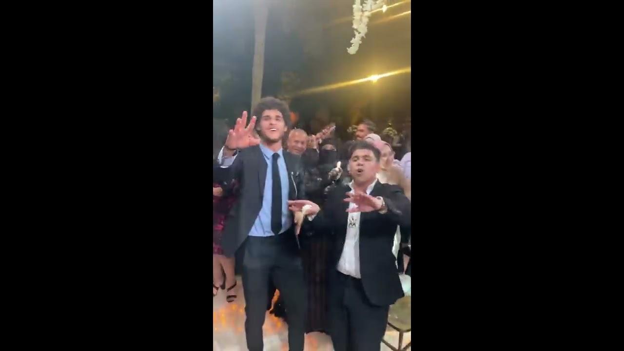 عمر كمال مولع الدنيا ف فرح أخت احمد الشيخ لاعب الاهلى ??