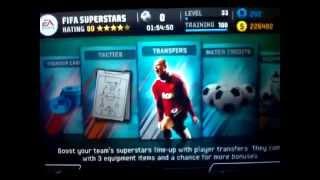 Fifa Superstars Platinum Pack Opening 1
