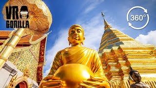 Chiang Mai & Pai Thailand Extended 360 VR Experience - 360 VR Video