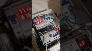 Налаштування блоку управління автоматичною пастеризації