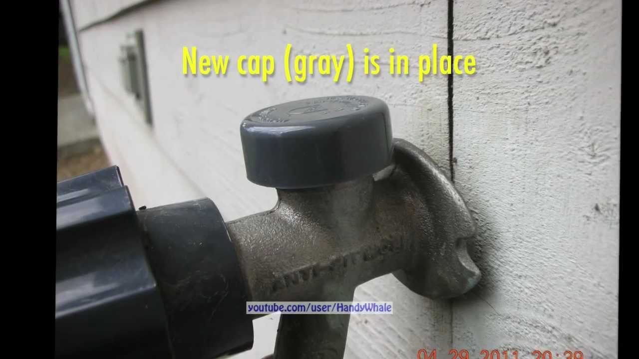 Replace Leaking Faucet - YouTube