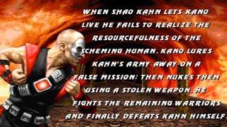 Ultimate Mortal Kombat 3: Kano Very Hard/Master Ladder Playthrough (Xbox 360) (1080p 60fps) thumbnail