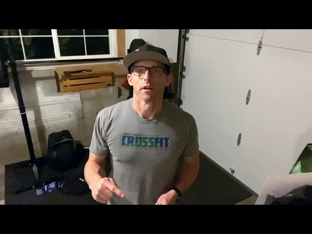 At-Home WOD 3/31/2020 - Grey Coast CrossFit