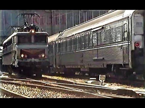 SNCB NS CC40100 & Trans Europ Express