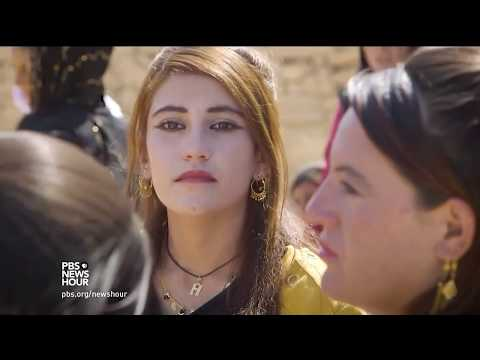 Yazidi women struggle to return to daily life after enduring