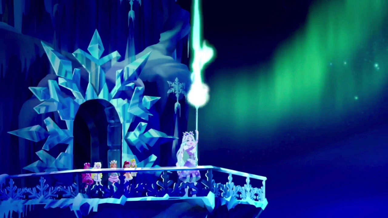 ever after high live your dream full song no movie