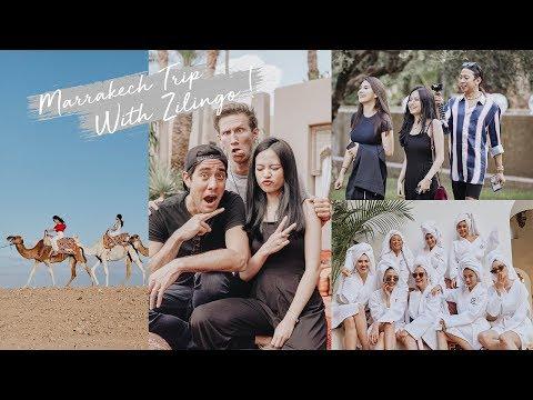 Marrakech trip with Zilingo!
