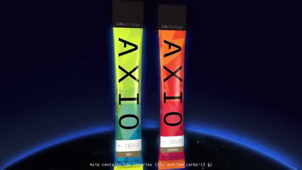 Axio The Super Energy Drink