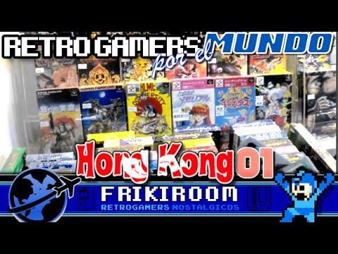 RetroGamers en el Mundo - HongKong #01