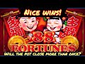 88 FORTUNES (Online Slot Play) Nice Wins!🎰🧧