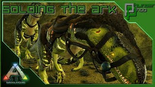 Soloing the Ark S4E169 - MEGALOSAURUS ARMY ON THE MOVE TO ROCKWELL