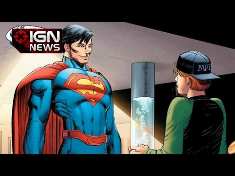 Superman's New Super Flare Power And Costume Revealed - IGN News