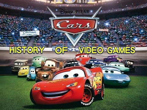 History of Cars 20062017  Video Game History