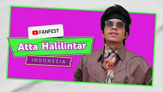 Atta Halilintar - Finale Performance | YouTube FanFest 2020