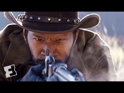 Django Unchained trailers
