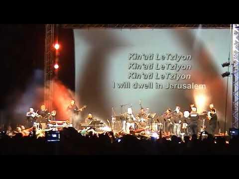 Paul Wilbur - Zealous Over Zion (Siento Celo Por Sión) Remasterizado