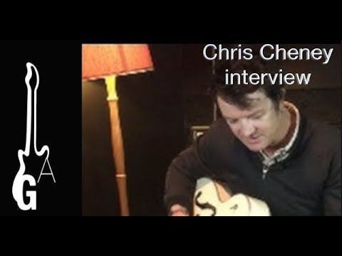 Chris Cheney Interview Part1. The Early Years.