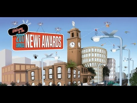 Newi Awards 2017 - The Lunaticks Society of Newcastle