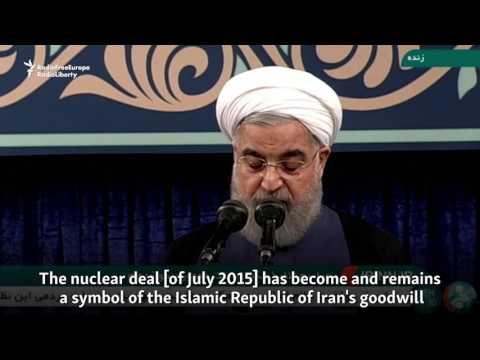 Khamenei, Rohani Defend Iran's Satellite Rocket Launch
