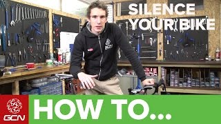 How To Silence A Noisy Bike - Solve Other Creaks