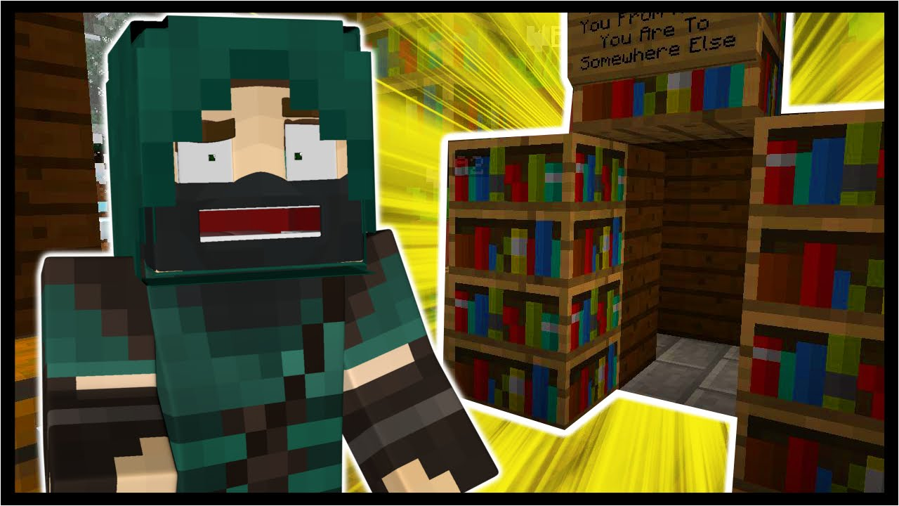 how to make a secret passage in minecraft
