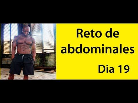 ABDOMINALES EN 30 DIAS ( RETO DIA 19)