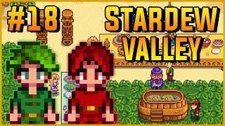 MAGICZNY SKŁADNIK DO ZUPY - Stardew Valley #18 (z ZoQ)