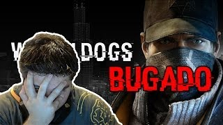 Felipe se depara com o bug do load infinito em Watch Dogs