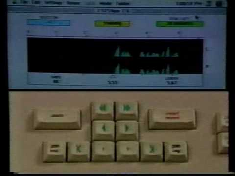 VoxPro®  Digital Audio Editor - Industry Sales Vid - 1995