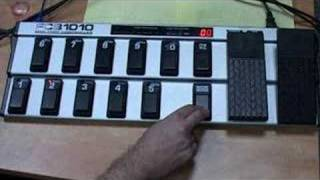 Repeat youtube video Programing Behringer FCB1010 with Waves GTR3 how to guide